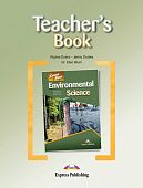 Career Paths: Environmental Science Teacher's Book