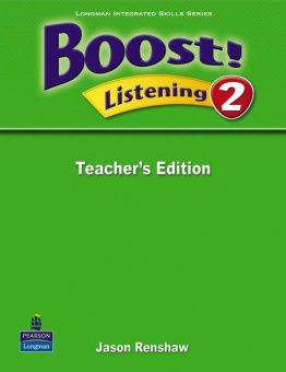 Boost Listening 2 Teacher's Edition