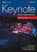 Keynote Upper Intermediate Teachers Book with CD (2)