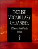 English Vocabulary Organiser
