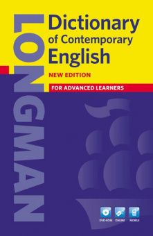 Longman Dictionary of Contemporary English 5th Edition Cased with DVD-ROM