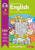 Leap Ahead Workbook Expert: Workbooks: English age 5-6