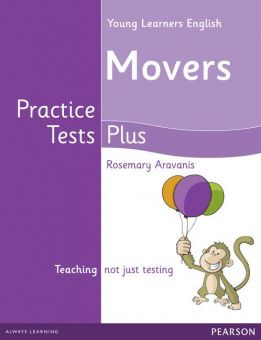 Young Learners English Practice Tests Plus Movers Students' Book
