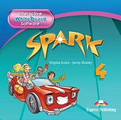Spark 4 (Monstertrackers) Interactive Whiteboard Software