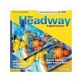 New Headway Pre-Intermediate Interactive Practice CD-ROM