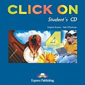 Click On 4 Student's Audio CD