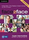 face2face (Second Edition) Upper-intermediate Testmaker CD-ROM and Audio CD