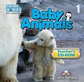 Explore Our World 1 - Baby Animals. Teacher's CD-ROM