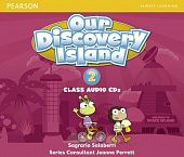Our Discovery Island Level 2 Audio CDs (Лицензия)
