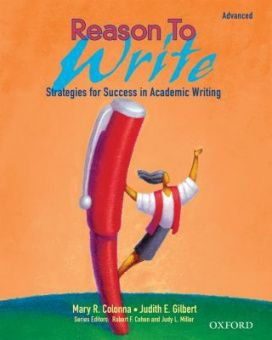Reason To Write Advanced Student Book