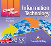 Career Paths: Information Technology Audio CDs (set of 2)