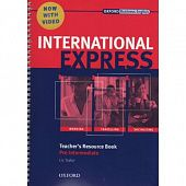 International Express, Interactive Editions Pre-Intermediate Teacher's Resource Book with DVD