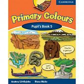Primary Colours 5 Pupil's Book