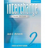 Interchange Third Edition Level 2 Video Activity Book