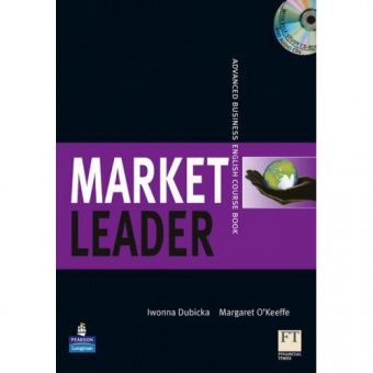 New Market Leader Advanced Coursebook with Multi-Rom and Audio CD