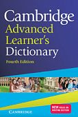 Cambridge Advanced Learner's Dictionary 4th Edition Paperback