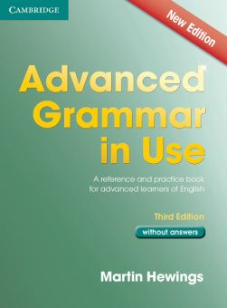 Advanced Grammar in Use (Third Edition) Book without answers
