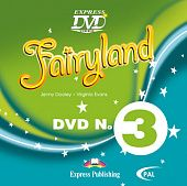 Fairyland 3 DVD Video PAL