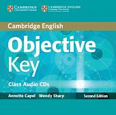 Objective Key (Second Edition) Class Audio CDs (2) (Лицензия)