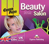 Career Paths: Beauty Salon Audio CDs (set of 2)