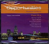 New Opportunities (Russian Edition) Upper-Intermediate Class CD (4) (Лицензия)