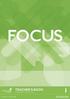 Focus 1  Teacher's Book with DVD-ROM Pack