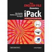 New English File Elementary iPack (single-computer)