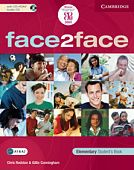 face2face Elementary Student's Book with CD-ROM/Audio CD