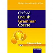 Oxford English Grammar Course Intermediate with Answers CD-ROM Pack