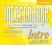 Interchange Third Edition Intro Class Audio CDs (3) (Лицензия)