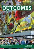 Outcomes Second edition Upper Intermediate Students Book with Access Code and DVD