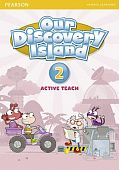 Our Discovery Island Level 2 Active Teach CD-ROM