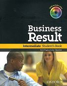 Business Result Intermediate Student's Book Pack with DVD-ROM