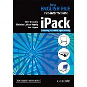 New English File Pre-intermediate iPack (single-computer)