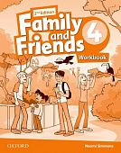 Family and Friends Second Edition 4 Workbook