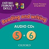 Oxford Primary Skills 5-6 Class Audio CDs