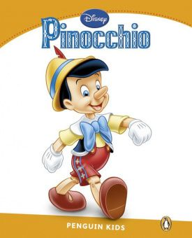 Penguin Kids Disney 3 Pinocchio