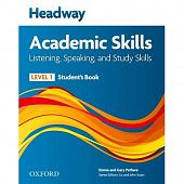 New Headway Academic Skills: Listening, Speaking, and Study Skills Level 1 Student's Book