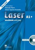 Laser Third Edition A1+ Workbook with Key and CD Pack