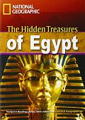 Fotoprint Reading Library C1 The Hidden Treasures of Egypt with CD-ROM