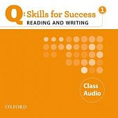 Q: Skills for Success Reading and Writing 1 Class Audio CDs (2)