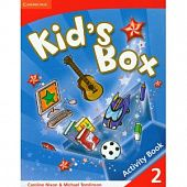Kid's Box Level 2 Activity Book
