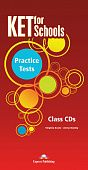 KET for Schools Practice Tests Class Audio CDs (set of 5)