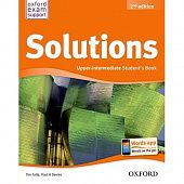 Solutions Second Edition Upper-Intermediate Student Book