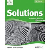 Solutions Second Edition Elementary Workbook and Audio CD Pack