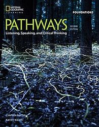 Pathways Second Edition Listening, Speaking Foundations Classroom DVD/Audio CD Package