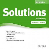 Solutions Second Edition Elementary Test Bank CD-ROM