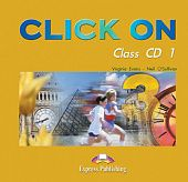 Click On 3 Class Audio CDs