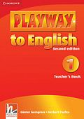Playway to English (Second Edition) 1 Teacher's Book
