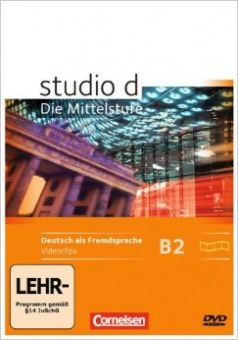 studio d B2 Video-DVD